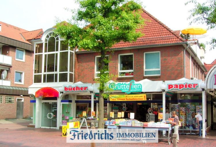 Ladengeschäft in bester Lauflage in Bad Zwischenahn/Ammerland Passage